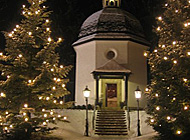 Silent Night - Holy Night Chapel in Oberndorf